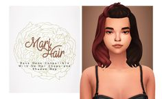 Official Post from IsJao: BGC; Comes will all 18 EA hair colors; No Hat Compatible; Ombre comes with 27 colors from hair palette (Nose Ring Acc); Tag for me to see your sims with my cc. The Sims, Sims 4 Cas, Bright Blue Hair, Hair Color Blue, Hair Colors, Sims 4 Mm Cc, Sims 1, Maxis, Unnatural Hair Color