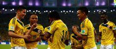 Após vitória histórica sobre o Uruguai, a Colômbia será o adversário do Brasil nas quartas.