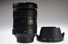 NIKON AF-S DX VR NIKKOR ED 18-200mm f/3.5-5.6G IF Excellent #Nikon