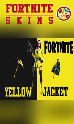 100 Yellow Jacket Fortnite Ideas In 2020 Fortnite Yellow Jacket Yellow