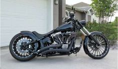 Check out this 2014 Harley-Davidson Breakout listing in Port Saint Lucie, FL 34953 on Cycletrader.com. It is a Custom Motorcycle and is for sale at $23000.