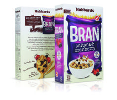 Before & After: Hubbards Bran Cereal — The Dieline