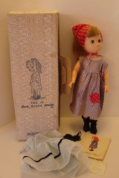 "Brookglad ""Poor Pitiful Pearl,"" 1963, excellent in box"