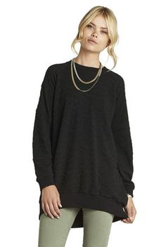 BCBGeneration Oversized Pullover Tunic