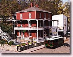 110 spring street eureka springs ar old pictures - Google Search
