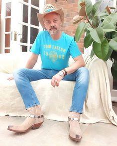 Cowboy Shoes, Cowboys, Leather Boots, Vintage, Instagram, Style, Fashion, Men, Swag