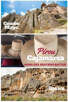 Découvrir les environs de Cajamarca et ses surprenants sites d'Otuzco, de Cumbe mayo, des bains incas... Une région hors des sentiers battus au Pérou.