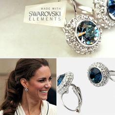 Kate Middleton Royal Style Earrings - $24.99. https://www.tanga.com/deals/b2339ea4e4b5/kate-middleton-royal-style-earrings