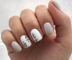 May 2020 - 11 Prettiest Nail Decoration Ideas So You Look More Amazing Do you have short nails? You can apply only one circle of nail polish. In such situations, the… Cute Summer Nails, Spring Nails, Best Acrylic Nails, Acrylic Nail Designs, Nail Polish Designs, Gel Polish, Nagellack Design, Minimalist Nails, Dream Nails