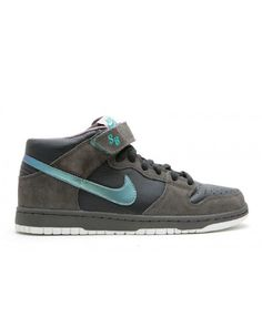 brand new 6473b da4d4 Dunk Mid Premium Sb Northern Lights Black, Sea Green 314381-031 Nike Dunks,