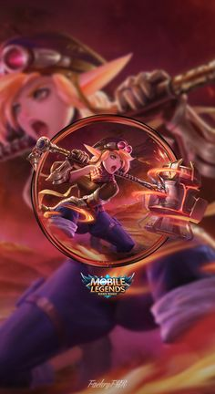 Wallpaper Lolita Steel Elf Skin Mobile Legends HD for Android and iOS Game Character, Character Design, Moba Legends, Tank Wallpaper, 3 Mobile, Christmas Carnival, Mobile Legend Wallpaper, The Legend Of Heroes, Lion Dance