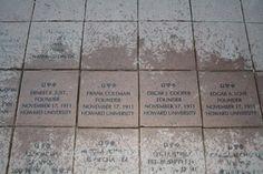 Founder's bricks @ Howard University
