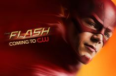 The Flash TV show poster. The CW. IM SO EXCITED YOU HAVE NO IDEA