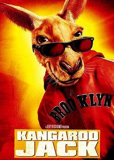 Kangaroo Jack est un autre de mes films préférés quand j'etait jeune. Ce film est hilarant, mais je n'ai pas regardée en ans.