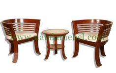 Kursi Teras Cantik berdesain minimalis yang cocok anda sandingkan dengan perabot ruangan anda. Kursi Teras Cantik dilapisi jok busa empuk dengan kualitas ekspor yang akan menambah rasa nyaman anda saat menikmati waktu luang di teras dengan melihat lingkungan sekita.