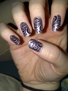 Nails, freaking love these nails!