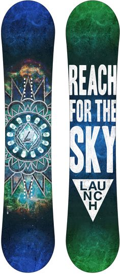 2016 Launch Session Snowboard