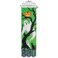Herrschners® Ghost Walk Beaded Banner Kit