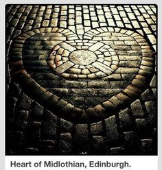 To locals, the Heart of Midlothian — a series of granite setts crafted into a poignant heart disguised by nearby cobblestones — is drenched in tradition and smothered in ritual. Onlookers tend to be less attached and more incredulous at the spitting shenanigans.