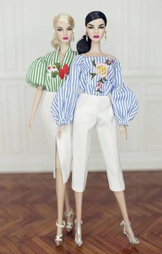dress for fashion royalty Poppy Parker Silkstone Barbie