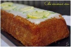 Cake intensément citron : la recette facile