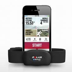 Polar Beat for the iPhone and iPhone 5 helps you understand your workout better so you can get more effective results. Together with the Polar heart rate sensor Polar Beat is an exercise companion that is smarter than any other training app. Polar Beat, Running Distance, Polaroid, Good Heart, Keeping Healthy, Heart Rate Monitor, Apps, Iphone 4s, Fitness Inspiration