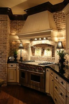 I want this kitchen!!