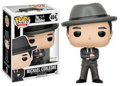 Funko releasing Michael Corleone (Barnes & Noble exclusive) pop vinyl from The Godfather