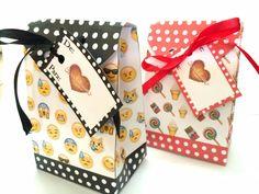 Bolsas para Chocolate Emoji