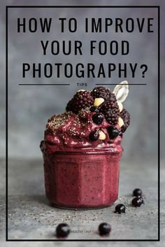 My ten food photography tips that have helped me to improve my photography skill. Over the years I have learned some tips and tricks that I just have to share.