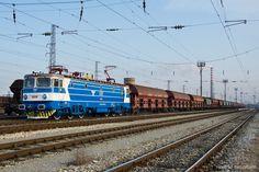 Bulgaria - BDŽ Cargo 46.1 124 / Voluyakstation — Trainspo