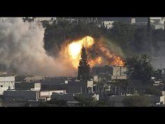 La venganza de Francia: Bombardean la 'capital' del Estado islamico