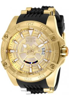 Invicta Men's Star Wars C-3PO Limited Edition Automatic Wrist Watch. Star Wars Gift Ideas For Star Wars Lovers. Watch Gift Ideas For Him/BoyFriend/Husband/Brother/Father/Son. Xmas Birthday Valentine's Day Gift Ideas. Invicta Watches For Men.