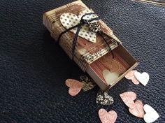 How to Make a Matchbox Valentine