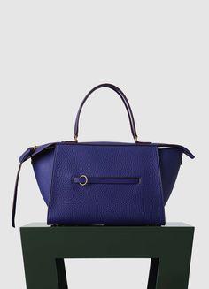 3ec477027047 Celine Small Ring Bag In Black Smooth Calfskin  Celine Ring Bag 39 ...