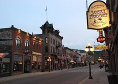 Deadwood, South Dakota USA