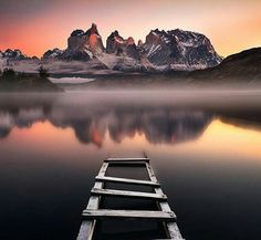 Torres del Paine Patagonia- Chile  By @pepe_soho in Instagram.
