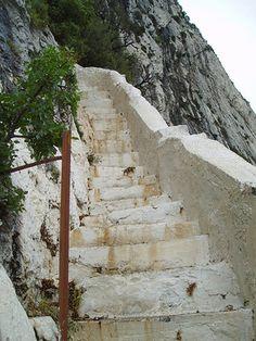Pythagoras Cave   Atlas Obscura