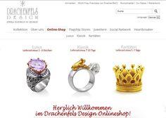 Unser Onlineshop: http://www.drachenfels-design.de/content/online-shop.html