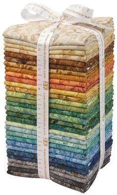 Fat Quarter Bundle of cotton fabrics by the Van Gogh Museum to coordinate with the Van Gogh panel prints