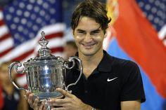 Roger Federer, Tennis Legends, Tennis Center, Billie Jean King, Under The Lights, Us Open, French Press, Ebay, September 9