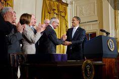 Obama Calls Senate Dems to the White House to Plan Their Next Republican Takedown