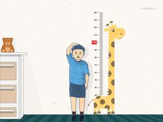 https://enfee.in/blog/height-and-growth-issues-in-children Height and growth issues in children #enfee #growthissue #children #KidsAndParenting