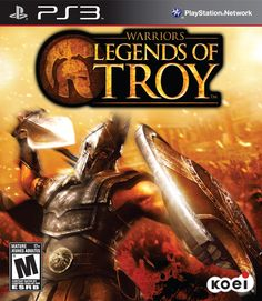 Amazon.com: Warriors: Legends of Troy - Playstation 3: Video Games