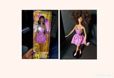 So In Style Grace. LOVE the color blend of the hair! Looked better as an afro. Tiara no longer necessary. Barbie Basics, Malibu Barbie, Farrah Fawcett, Tan Skin, Color Blending, Style And Grace, White Women, Beautiful Dolls, First Night