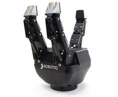 Adaptive Robot Gripper 3-Finger