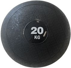 Slam ball weighs 20kg           Kilograms printed on the side of the ball - easy to identify when working out           Air valve on ball to increase density - there is no bounce to the slam ball as it is classified as a dead ball           Very durable latex high density cover           Ideal for variety of cardio, cross fit and strength building exercises           Perfect for core fitness, endurance, co-ordination, flexibility and cross fit training