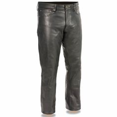 Milwaukee biker style cowhide leather pants mens motorcycle overpants are leather biker pants or overpants with jean pockets for men bikers & motorcycle riders. Motorcycle Riding Pants, Biker Pants, Mens Pants Sizes, Mens Pants Size Chart, Terminator Costume, Milwaukee, Biker Wear, Mens Leather Pants, Shirt Tucked In