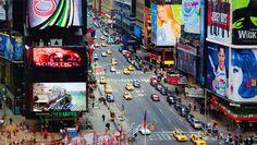Il Salento conquista Ny, la nostra terra negli schermi di Times Square