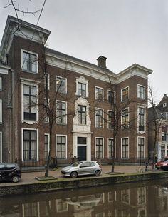 Monumentaal patriciershuis in Delft